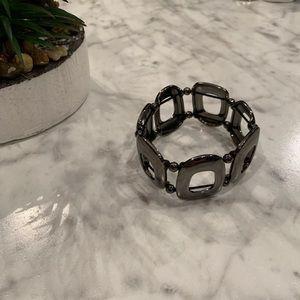 Lia Sophia Jewelry - Lia Sophia Hematite Bracelet